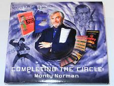 Monty Norman COMPLETING THE CIRCLE James Bond 007 Irma La Douce etc 2 CD Set VG+