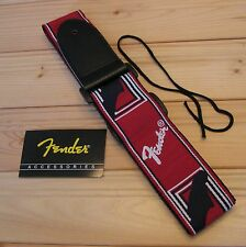 Guitar Strap music Fender (choice colors)