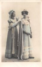 POSTCARD  ACTRESSES MARION TERRY & MAY TAVERNER