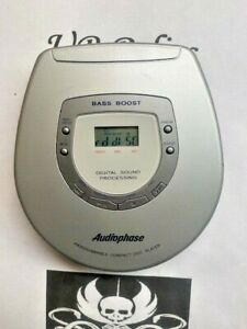 cd player audiophase compact disc