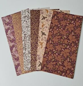 Stampin Up Designerpapier Herbstwunder