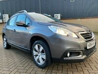 2014 Peugeot 2008 Active 1.4 Hdi 43k miles