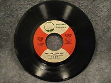 """45 RPM 7"""" Record Lobo How Can I Tell Her & Hope Youre Proud Of Me Girl BT 16004"""
