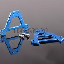 Aluminum Front & Rear Bulkhead For TRAXXAS 1/10 REVO 2.5 3.3 GPM RC Car 1:10