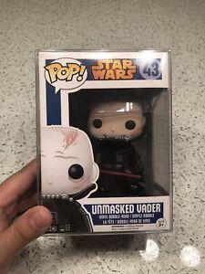 Unmasked Vader #43 Funko Pop