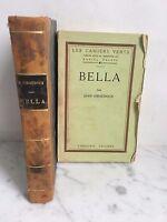 Las Libros Verde Bella Jean Giraudoux Bernard Grasset 1926