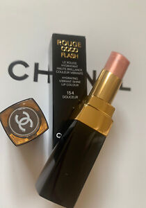 Chanel Rouge Coco Flash 154 DOUCEUR Vibrant Hydrating lip colour and shine 2021