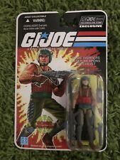 G.I. Joe Collector's Club Sonic Fighters DODGER Exclusive FSS Final 12 Figure GI