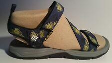 Columbia Wave Train AthleticWater Sandal Blue/Yellow Men's Sz 12 & 13 NEW NIB