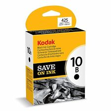 Genuine Kodak Original 10 Black Ink Cartridge (3949914) 10B hERO 7.1 6.1 9250 9