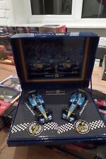 Collection of Iconic Formula 1 Diecast Cars 1950s - 2000s