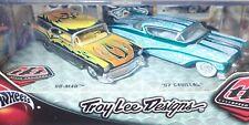Hot Wheels model cars Troy Lee designs
