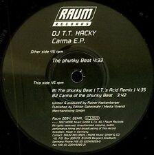 "DJ T.T. Hacky Carma E.P. (3 tracks, 1997) [Maxi 12""]"