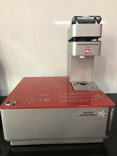 ILLY Francis Francis Y1.1. Capsule Espresso Machine Red- 120V used only few time