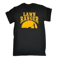 Mens Lawn Ranger Funny Joke Gardening Humour T-SHIRT Christmas gift present