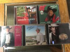 George Strait  Pure Country Merry Christmas To You Fresh Cut Livin It Up Ocean F