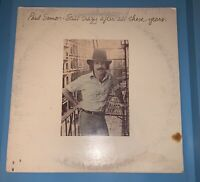 LP RECORD - PAUL SIMON - STILL CRAZY AFTER ALL THESE YEARS - 1975 - CBS