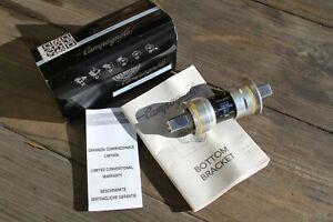 Campagnolo Record Track bottom bracket NEW English 1.37 x 24 111mm Pista