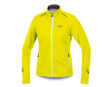 Gore Bike Wear Women's Element GT as Lady Jacket Size Large EU 40 Neon Yellow