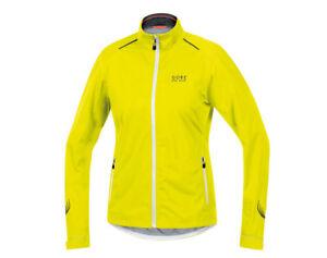 GORE Bike Wear Women's Element GT AS Lady Jacket size Large EU 40 Neon Yellow