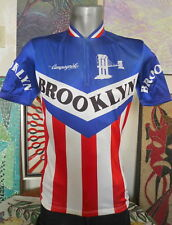 80's Vintage BROOKLYN Campagnolo Cycling Jersey Medium Torralba