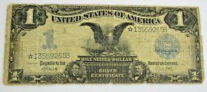 1899 Black Eagle Star Note Silver Certificate FR229*