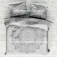 Indian Mandala King Size Duvet Donna Cover Comforter Blanket Bohemian Quilt Set