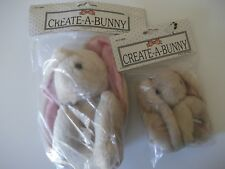Create a Bunny Rabbit Doll Making Kit Plush Easter Bunny Easter Decorations