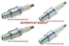 Mazda RX-8 Laser Iridium Spark Plug Set, NGK 2004-2011