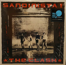 The Clash - Sandinista (Triple Vinyl Album)