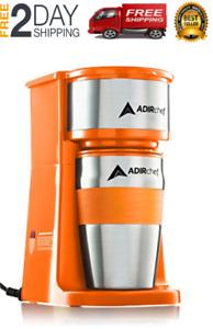 NEW Single Serve Coffee Maker K Cup Pod Machine Compact Brewer Pot