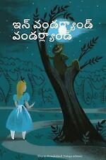 Alice in Wonderland (Telugu Edition) by Lewis Carroll (2016, Paperback)