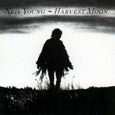 NEIL YOUNG HARVEST MOON NEW SEALED DOUBLE VINYL LP IN STOCK
