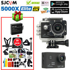 Original SJCAM SJ5000X Elite 4K WiFi Action Sports Camera +38-in-1 Accessories