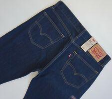 LEVI'S 505 REGULAR FIT Jeans Men's 33x34, Authentic BRAND NEW (005051226)