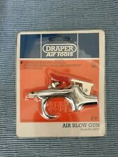 "Draper Compresseur Air Blow & Gun deux Nozzles Unique & Pepperpot 1/4"" BSP Barga..."