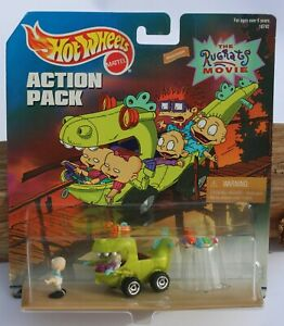 Hot wheels HW Action Pack The Rugrats Movie 18742 FNQHotwheels FH921