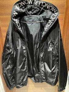 Moncler Massereau Black Jacket Mens Size 6