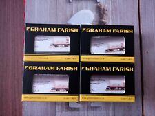 More details for 4 x graham farish 'vip', tta tank wagons. ltd editions.