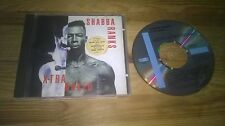 CD Ethno Shabba Ranks - X-tra Naked (13 Song) SONY / EPIC