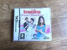 Imagine Dream Weddings Ds Game! Look At My Other Games!