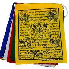 """Tibetan Prayer Flags Wind Horse Prayer Flags (4""""x5"""")"""
