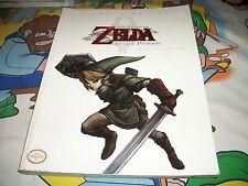 Zelda Twilight Princess Wii Version Strategy Player's Guide Players Nintendo