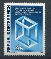 AUTRICHE 1981, timbre 1509, Congrès MATHAMATICIENS, neuf**