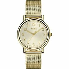 Timex Stainless Steel Band Quartz (Battery) Analogue Watches