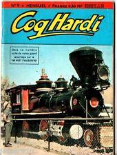 ¤ COQ HARDI n°9 ¤ 1962 CHATEAUDUN