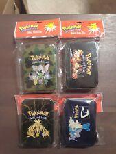 Pokemon mini coin tins 2000s Nintendo/card tins