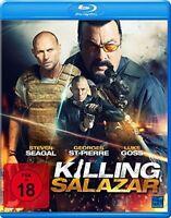 Killing Salazar [Blu-ray/FSK 18/NEU/OVP] Steven Seagal mit Regisseur Keoni Waxma
