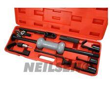 13 Piezas 10lb Dent Puller diapositiva martillo Auto Set van Garage herramienta de reparación de carrocería Kit
