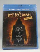 The Bye Bye Man (Blu-ray/DVD, 2017, 2-Disc Set, Includes Digital Copy